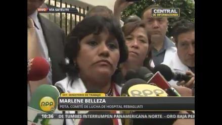 Ministro Villena se reunirá con médicos y autoridades de EsSalud
