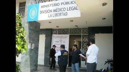 La Libertad: Médicos legistas suspenden pericias por paro de 48 horas