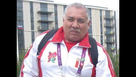 Pompilio Falconí culminó décimo en los Juegos Paralímpicos Londres 2012