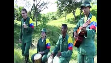 A ritmo de rap, las FARC saludan diálogo de paz en La Habana
