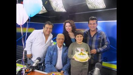 Feliz cumpleaños querido Guillermo