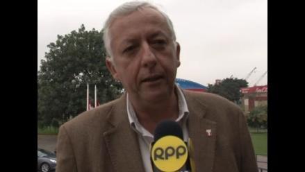 García Pye revela que Venezuela quiso llegar por sus propios medios a Lima
