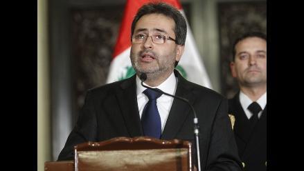 Jiménez Mayor: Gobierno luchará contra corrupción ´venga de donde venga´