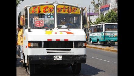 Trujillo: Renuevan permiso para circular a 4656 unidades vehiculares