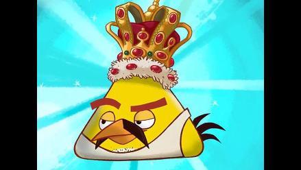 Freddie Mercury es el nuevo personaje de Angry Birds