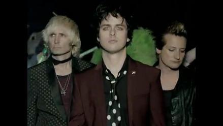 Green Day estrenó su nuevo video