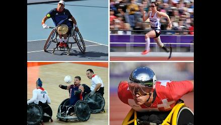 Repase lo mejor de la jornada de los Juegos Paralímpicos Londres 2012