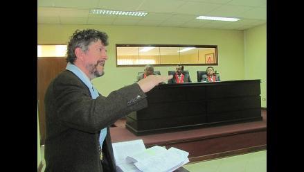 Sala Constitucional evalúa acción de amparo de alcalde chiclayano