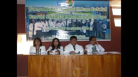 Pacientes crónicos se sumarán a vigilia en apoyo a huelga de EsSalud