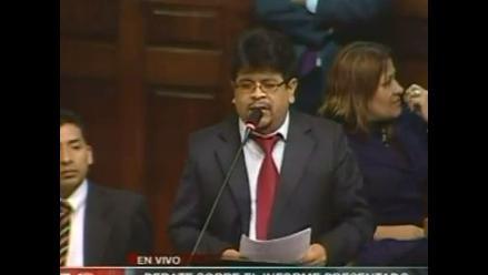 Teófilo Gamarra: Gasoducto del Sur se construirá en gobierno de Humala