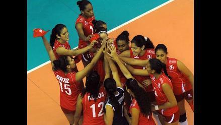 Selección peruana Sub 23 venció a Cuba en Copa Panamericana de voleibol