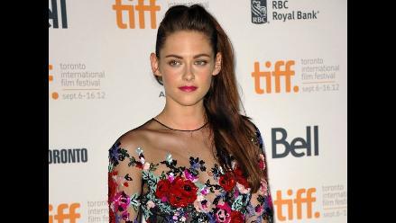 Kristen Stewart reaparece en Festival de Toronto tras su infidelidad
