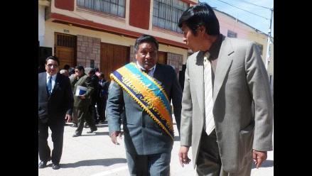 Puno: Sala ratifica orden de captura contra alcalde de Huancané