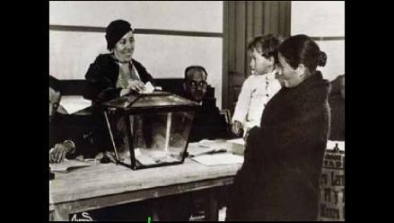 El voto femenino en el Perú: 57 años del derecho de elegir un gobierno