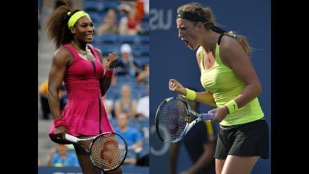 Serena Williams borra a Errani y jugará la final del US Open con Azarenka