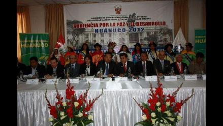 Piden aplicar Plan Zanahoria en la ciudad de Huánuco