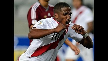 Perú venció 2-1 a Venezuela por las Clasificatorias Sudamericanas