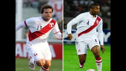 Revoredo y Guizasola están cerca de perderse partido ante Argentina