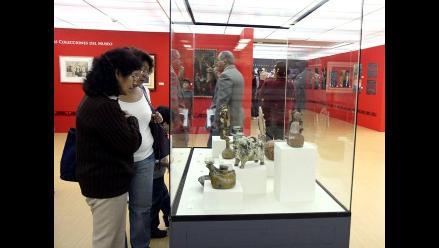 Iconografía inca y fotos abren dos meses de cultura peruana en Pekín