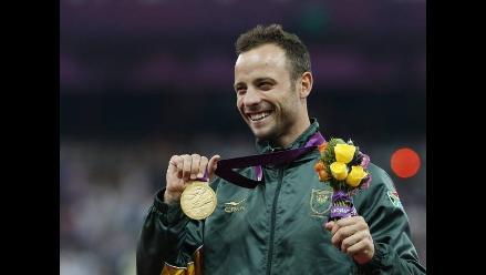 Oscar Pistorius al fin logra el oro en los Juegos Paralímpicos de Londres