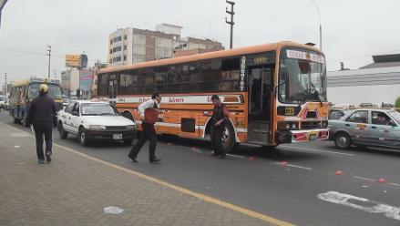 Nuevo reglamento de tránsito no se cumple en Lima