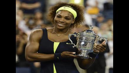 Serena Williams obtuvo título del US Open tras vencer a Victoria Azarenka