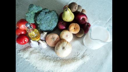 Receta del día: soufflé de verduras