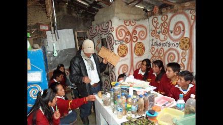 Santos Leiva y el centro Rupahuasi promueven el amor por la naturaleza