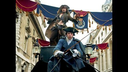 La quinta parte de Piratas del Caribe se rodará en Puerto Rico