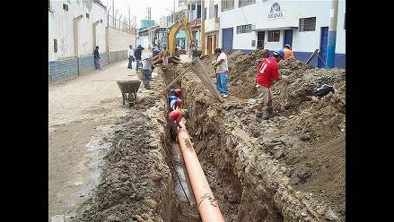 Habrá corte de agua en cuatro distritos de Lima