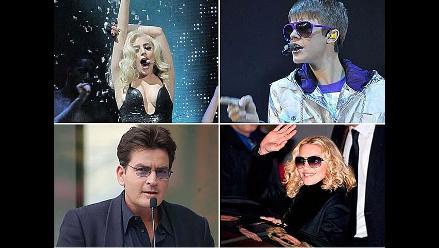 Cinco artistas son sorprendentes Record Guiness