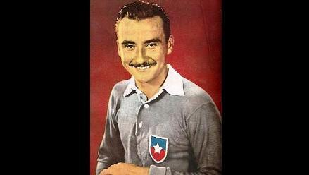 Murió el ´Sapo´ Sergio Livingstone, una leyenda del fútbol chileno