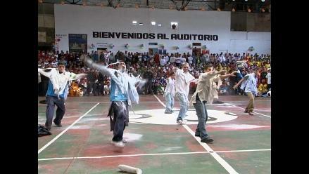 Internos del penal de Lurigancho bailaron al ritmo de Thriller