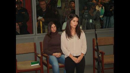Eva Bracamonte fue sometida a revisión médica al sufrir descompensación