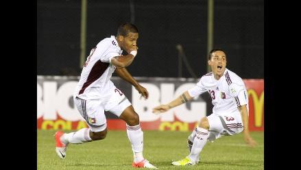 Venezuela venció 0-2 a Paraguay y se mete en la pelea para Brasil 2014