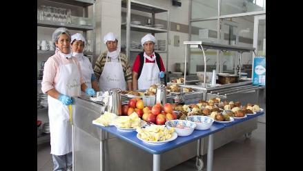 Pan Soy: programa de apoyo nutricional basado en soya está en Mistura