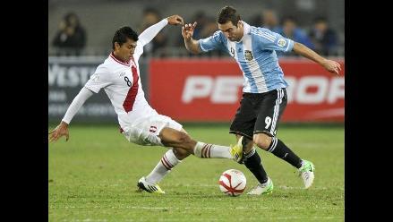 Rinaldo Cruzado: El empate ante Argentina fue un buen resultado