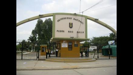 Lambayeque: Juramentarán autoridades de la Universidad Pedro Ruíz Gallo
