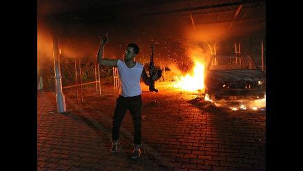 Parlamento libio pide perdón por el ataque al consulado de EEUU