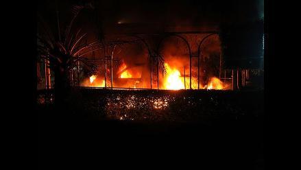 EEUU envía marines para reforzar seguridad de Embajada en Libia