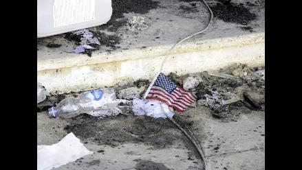 Libia admite que perdió el control en ataque al consulado de EEUU