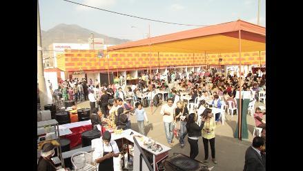 Invita Perú espera alojar a 300 mil personas en su nueva feria