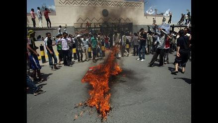 Un muerto y más de 20 heridos junto a Embajada de EEUU en Yemen