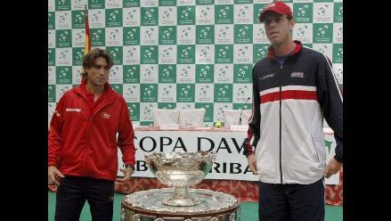 Copa Davis: Ferrer y Querrey abrirán la semifinal España-Estados Unidos