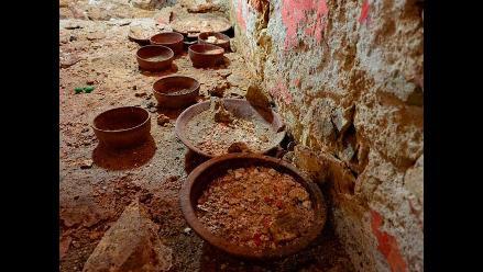 Ingresan a tumba de posible gobernante maya