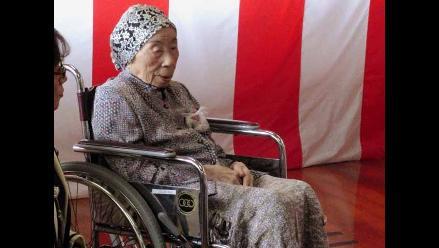 Japón registra el récord de más de 50.000 ancianos centenarios