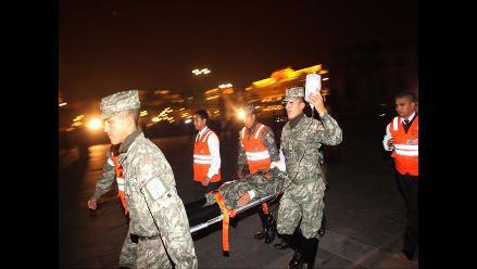 Arequipa: Programan simulacro de sismo nocturno con tsunami