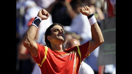 Copa Davis: Ferrer vence a Querrey y pone 1-0 a España sobre EEUU