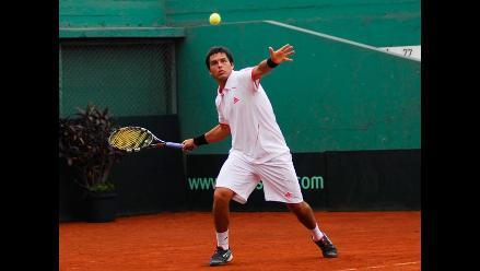 FOTOS: Duilio Beretta y Echazú tuvieron un día negro en la Copa Davis