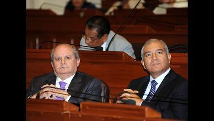 Gana Perú: ´Censura a ministros de Defensa e Interior es apresurada´